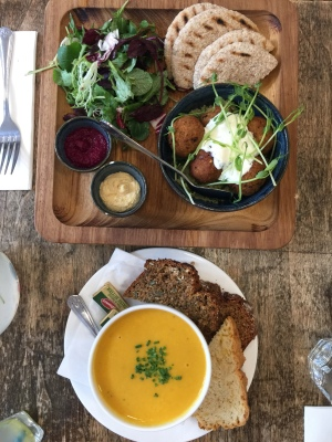 Food at Avoca